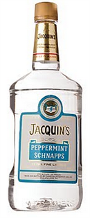 Jacquin's Schnapps Peppermint 750ml